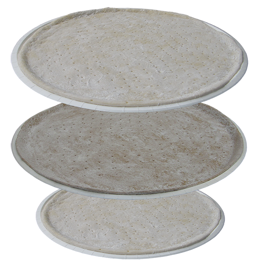 Sheeted Pizza Dough